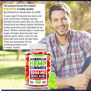 All You Need To Know AboutPure Hemp Oil Gummies. 3