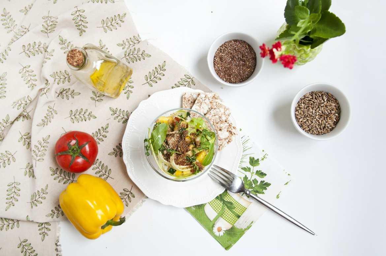 hemp oil for salad