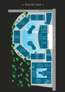 Henann Lagoon Resort Maps