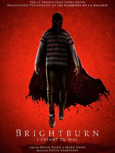 Affiche du film Brightburn