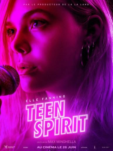 Affiche du film Teen spirit