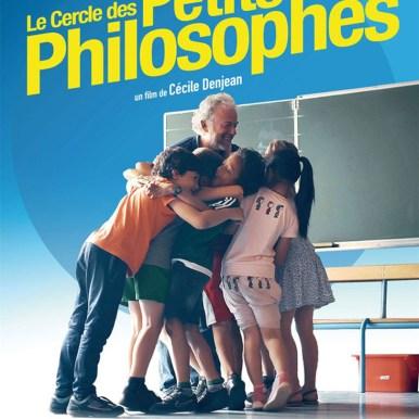 Affiche du film Le Cercle des Petits Philosophes