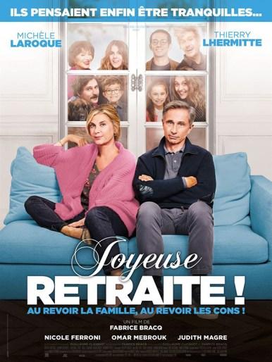 Affiche du film Joyeuse retraite