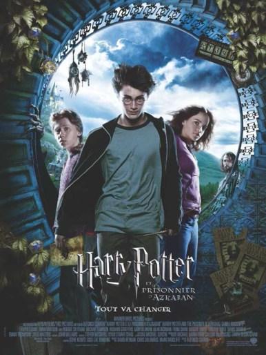 Affiche du film Harry Potter et le prisonnier d'Azkaban - 3