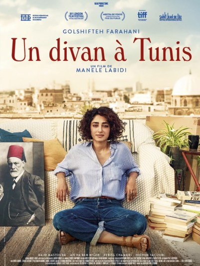 Affiche du film Un divan à Tunis