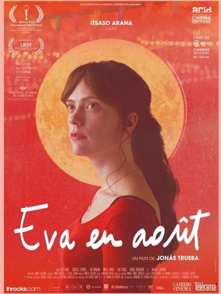 Affiche du film Eva en août