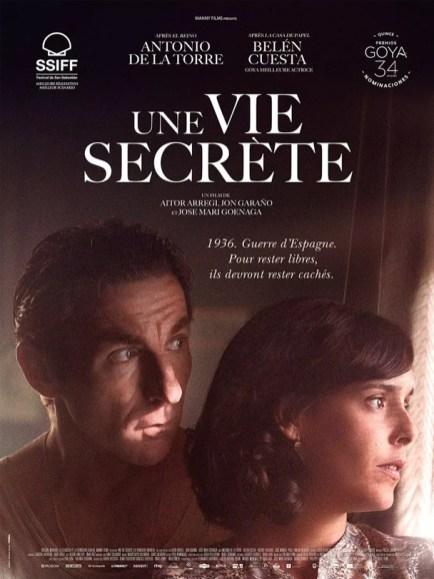 Affiche du film Une vie secrète