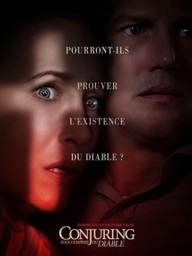 Affiche du film Conjuring 3