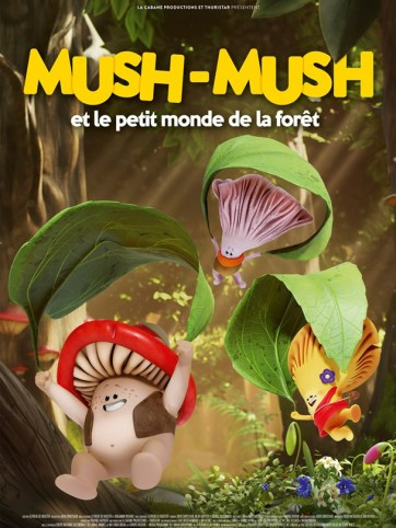 Affiche du film Mush-mush