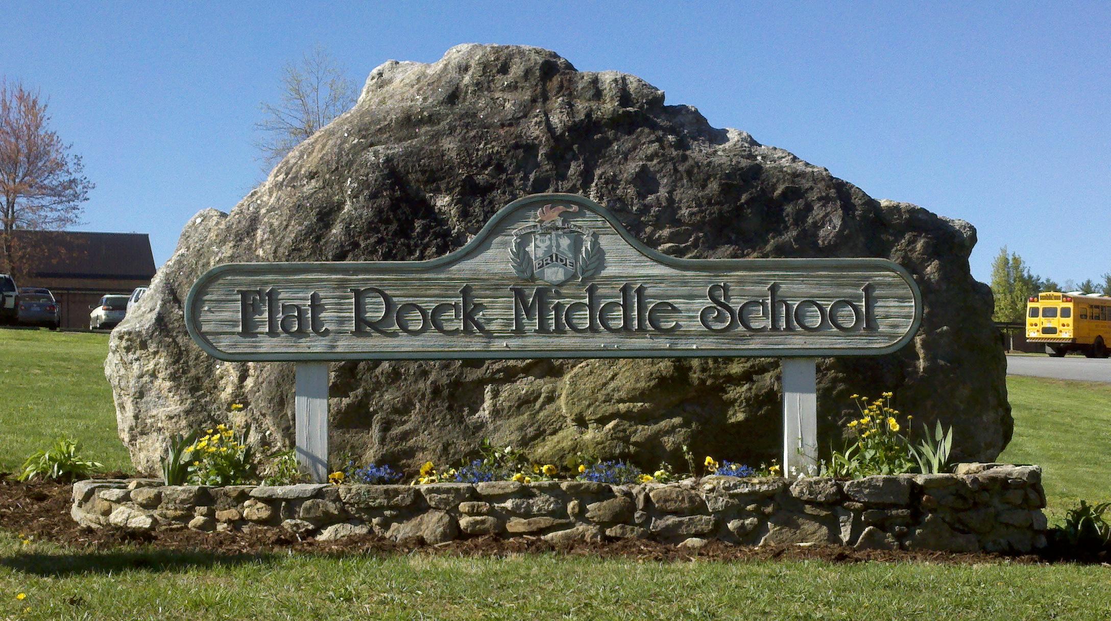 Flat Rock Middle School Henderson County Public Schools