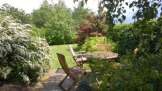 East Cottage garden table & chairs