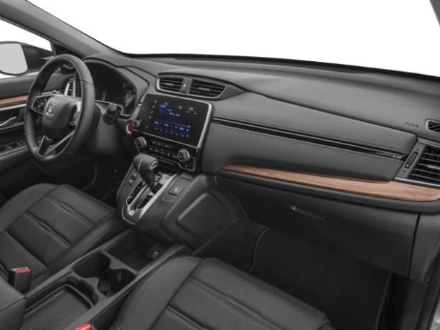 2017 Honda Cr V Ex Interior Photos