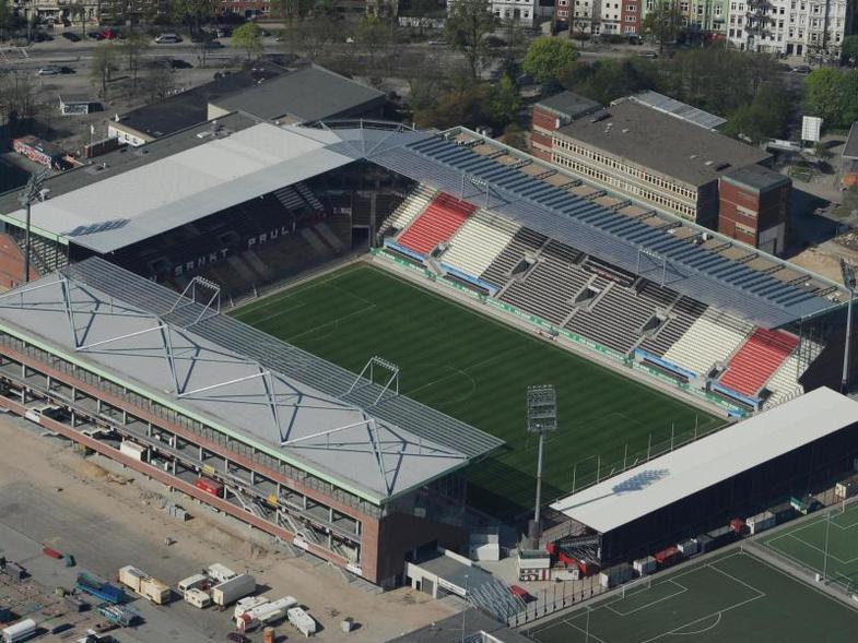 millerntor stadion fc st pauli