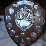 The original Grace Wells Handicap Shield 1991 - 2002