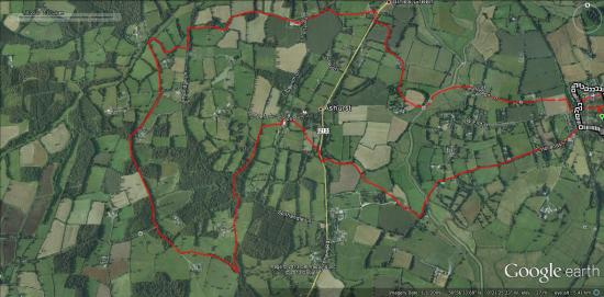 6th July Route