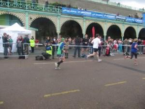 Fantastic running Lotte!