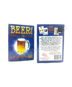 Beer Card Game