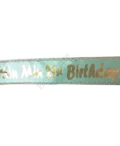 Min Min Birthday