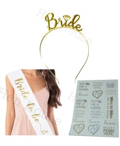 Simple Bride Set
