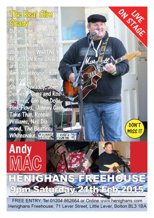 Andy Mack A3