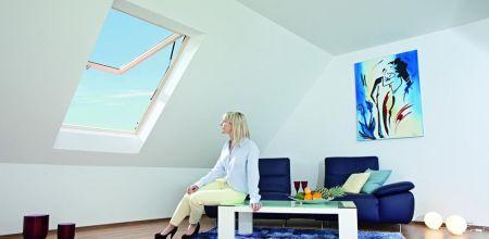 roto dachfenster panorama dachfenster rotocomfort i8. Black Bedroom Furniture Sets. Home Design Ideas