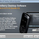 BlackBerry updates april 2011