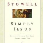 Joseph M. Stowell – Simply Jesus