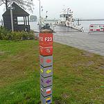 Wandelen langs het Zwarte Water tussen Hasselt, Genemuiden en Zwartsluis
