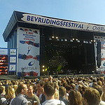 Muzikale tour langs Bevrijdingsfestival Overijssel 2014
