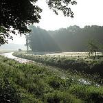 Loop van het Oude Diep van Drijber naar Mantinge en via Wijster terug