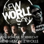 Concertverslag Newworldson in Hedon Zwolle
