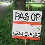 Klepperstadtocht Hardenberg door Vechtdal Overijssel