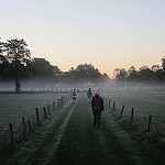 Tocht om de Noord 2014 dag 1: wandelen van Surhuisterveen naar Zuidhorn