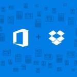 Dropbox integratie met Microsoft Office op komst