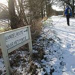 SWOS Wintertocht wandelen door het Reestdal