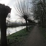 Kromme Rijnpad van Utrecht naar Wijk bij Duurstede en over Klompenpaden door naar Culemborg