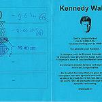 30e Kennedymars Hilversum voor een 3e stempel als Kennedy Walker