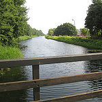 Wandelen langs het Apeldoorns Kanaal van Apeldoorn naar Zwolle