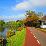 Wandelen langs de Utrechtse Vecht en Rijnarmen