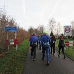 33e TIGO Winterkwartet wandeling rond Ruinen