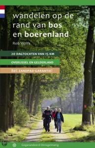 wandelen rand bos en boerenland