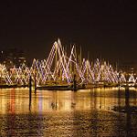 Nieuw: Scheveningen Light Walk op 10 december 2016