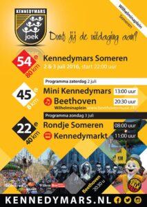 km someren poster