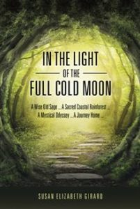 in the light of cold full moon
