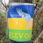 mini-flevopad-markering