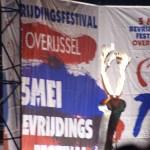 Afwisselend Bevrijdingsfestival Overijssel 2017