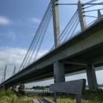 Wandelen rond de Waal tussen Nijmegen en Druten