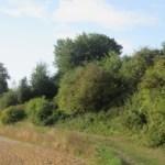 Wandelen over de heuvels tussen Folleville en Beauvoir