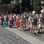 Welkom op verjaardagsfeest Rome 2018