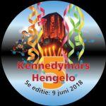 5e Kennedymars Hengelo: warm, goed verzorgd en 5 biertjes toe